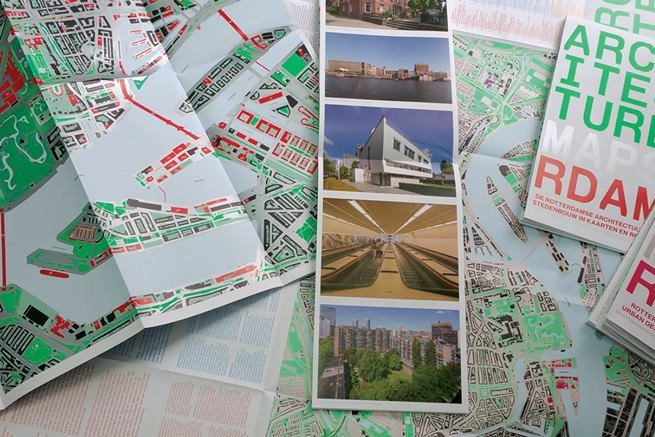 Rotterdam Architecture Maps