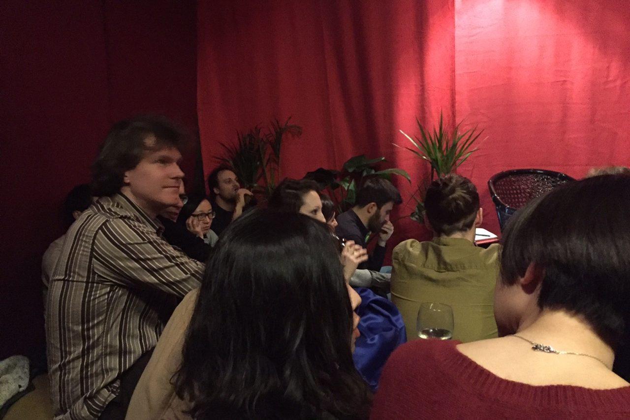 Short Talks Long Drinks 3 OMI